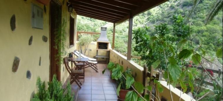 Casa Rural El Rincón De Antonia: Terrazza LA GOMERA - ISOLE CANARIE