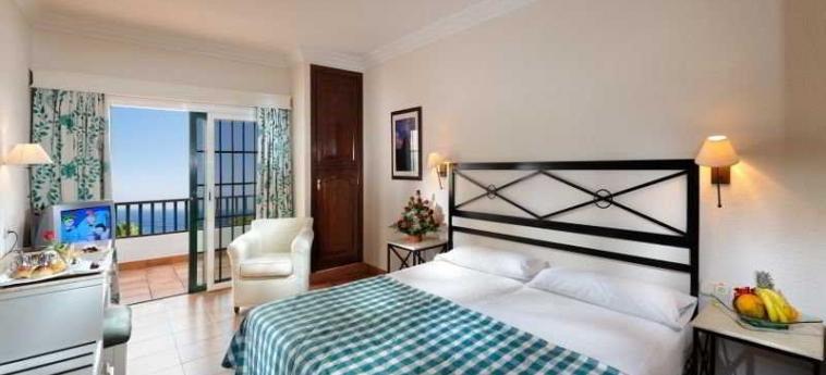 Hotel Jardin Tecina: Schlafzimmer LA GOMERA - KANARISCHE INSELN