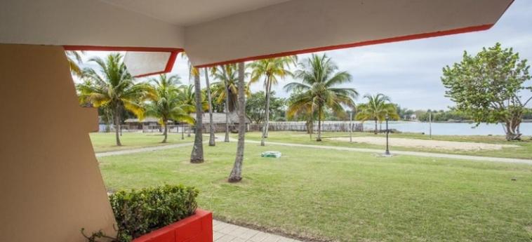 Hotel Villa Bacuranao: Detalle LA HABANA