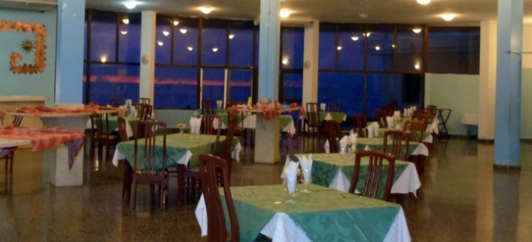 Hotel Villa Bacuranao: Hall LA HABANA