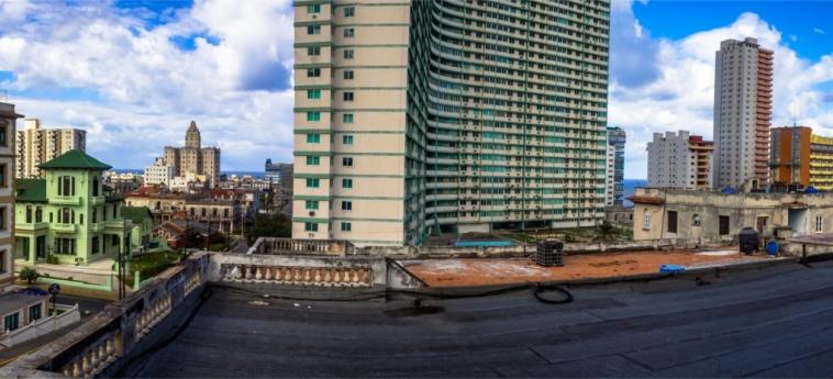Hotel Chile Habanero: Entorno LA HABANA