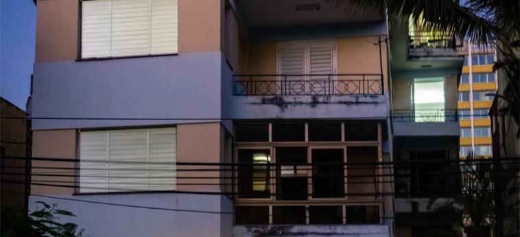 Hotel Chile Habanero: Exterior LA HABANA