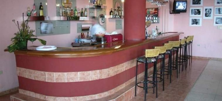 Hotel Deauville: Bar LA HAVANE