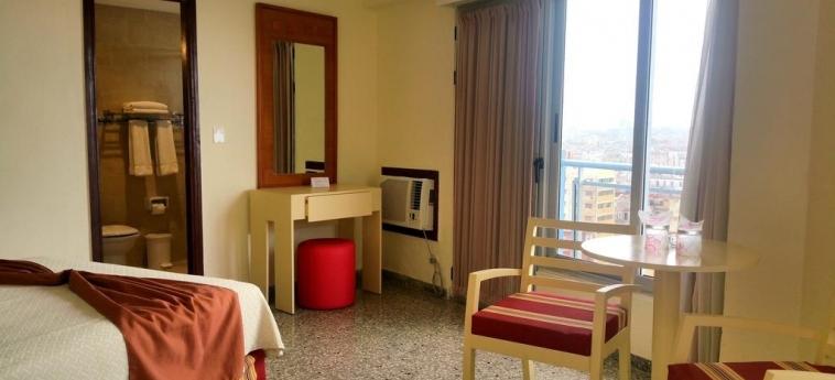 Hotel Deauville: Chambre - Detail LA HAVANE