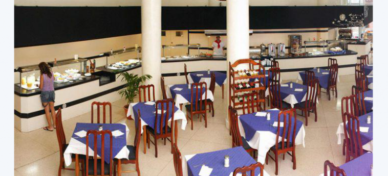 Hotel Deauville: Restaurant LA HAVANE