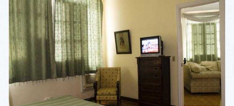 Gran Caribe Hotel Plaza: Chambre - Detail LA HAVANE