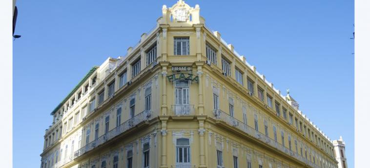 Gran Caribe Hotel Plaza: Exterieur LA HAVANE