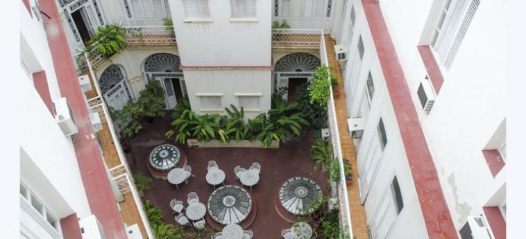 Gran Caribe Hotel Plaza: Jardin LA HAVANE