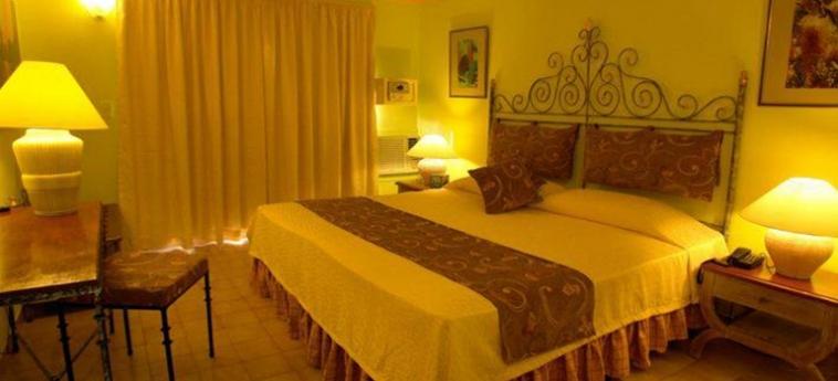 Hotel El Bosque: Chambre Double LA HAVANE