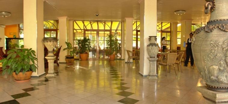 Hotel El Bosque: Hall LA HAVANE