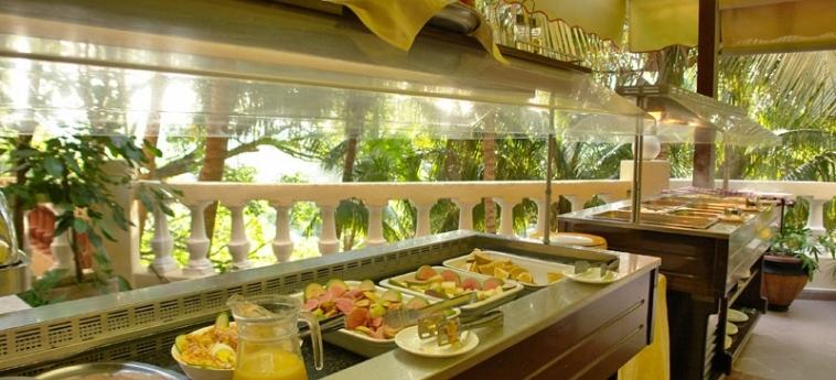 Hotel El Bosque: Restaurant LA HAVANE