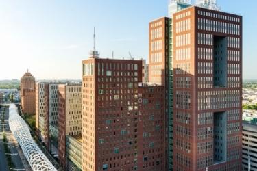 Hotel Nh Den Haag: Exterior LA HAYA