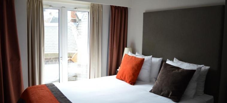 Parkhotel Den Haag: Chambre LA HAYE