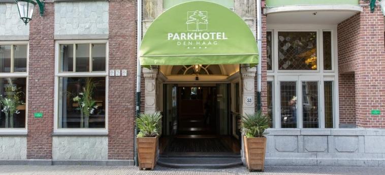 Parkhotel Den Haag: Extérieur LA HAYE
