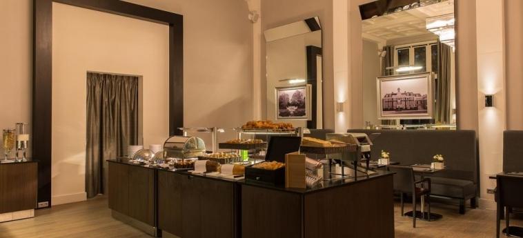 Parkhotel Den Haag: Salle de Petit Déjeuner LA HAYE