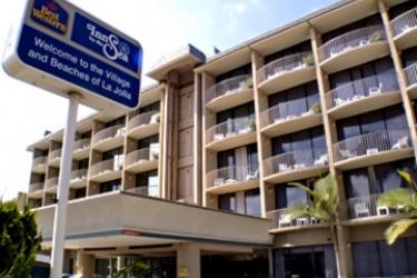 Hotel Inn By The Sea At La Jolla: Extérieur LA JOLLA (CA)