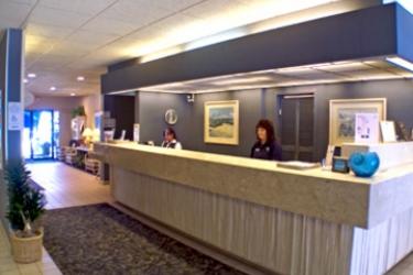 Hotel Inn By The Sea At La Jolla: Hall LA JOLLA (CA)