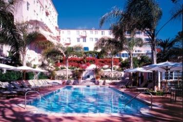 La Valencia Hotel: Exterior LA JOLLA (CA)