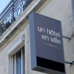 Hotel Un Hôtel En Ville