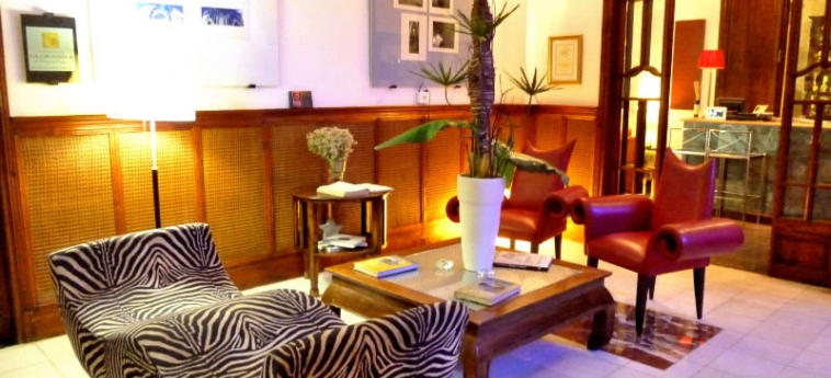 Hotel Monument Mas Passamaner: Lobby LA SELVA DEL CAMP - TARRAGONA