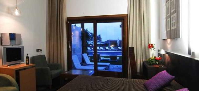 Hotel Monument Mas Passamaner: Schlafzimmer LA SELVA DEL CAMP - TARRAGONA