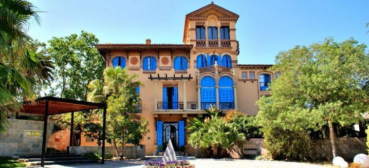 Hotel Monument Mas Passamaner: Exterior LA SELVA DEL CAMP - TARRAGONA
