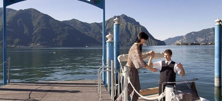 Hotel Lovere Resort & Spa: Petit Déjeuner LAC D' ISEO