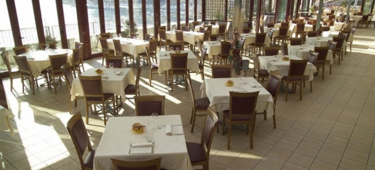 Hotel Lovere Resort & Spa: Restaurant LAC D' ISEO