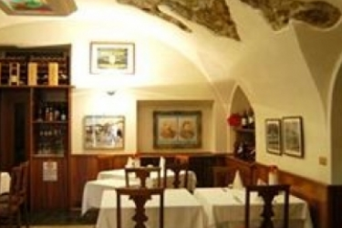 Hotel Moderno: Restaurant LAC D' ISEO
