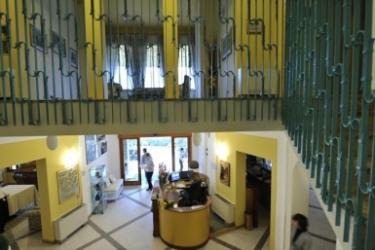 Hotel Villa Kinzica: Entrée LAC D' ISEO