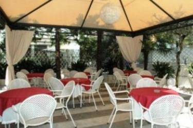 Hotel La Perla: Couloir LAC DE GARDE