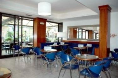 Hotel La Perla: Escalier LAC DE GARDE