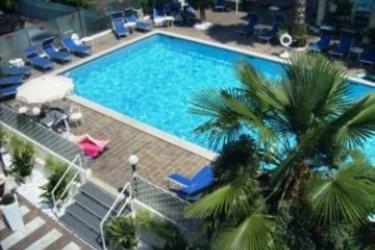 Hotel La Perla: Roof Garden LAC DE GARDE