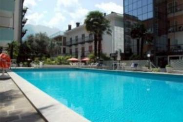 Hotel La Perla: Sauna LAC DE GARDE
