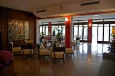 Hotel Villa Madrina: Bar Exterieur LAC DE GARDE