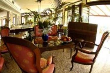 Hotel Villa Madrina: Extérieur LAC DE GARDE