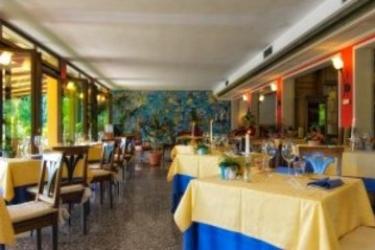 Hotel Villa Madrina: Restaurant LAC DE GARDE