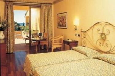 Hotel Villa Madrina: Salle de Bains LAC DE GARDE