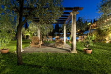 Hotel Villa Madrina: Winter Garden LAC DE GARDE