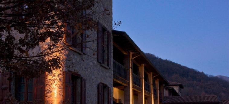 Hotel Relais Franciacorta: Caffetteria LAGO D' ISEO