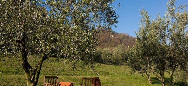 Hotel Relais Franciacorta: Camera Athenian Panorama LAGO D' ISEO