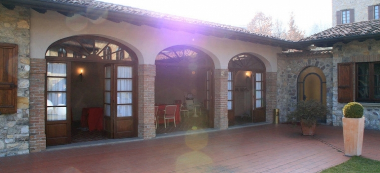 Hotel Relais Franciacorta: Entrata LAGO D' ISEO