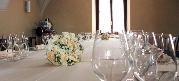 Hotel Relais Franciacorta: Lobby LAGO D' ISEO