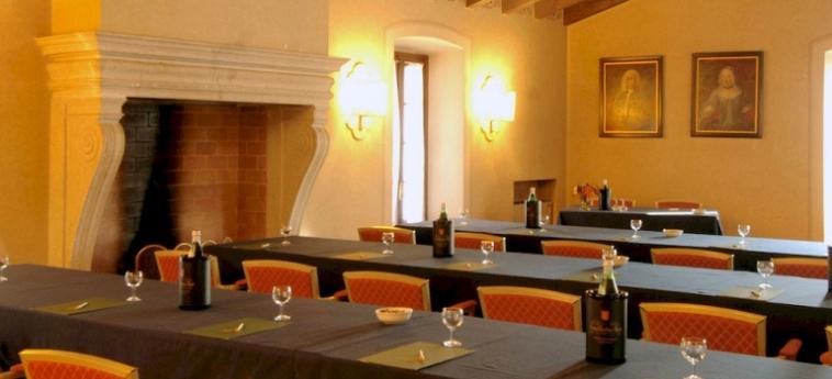 Hotel Relais Franciacorta: Solarium LAGO D' ISEO