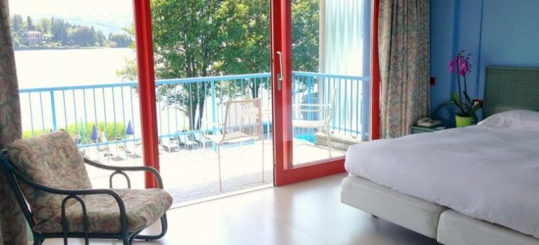 Hotel L'approdo: Parc LAGO D'ORTA