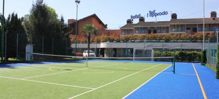 Hotel L'approdo: Terrain de Tennis LAGO D'ORTA