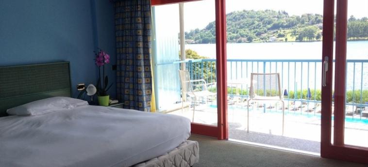 Hotel L'approdo: Weinkeller LAGO D'ORTA