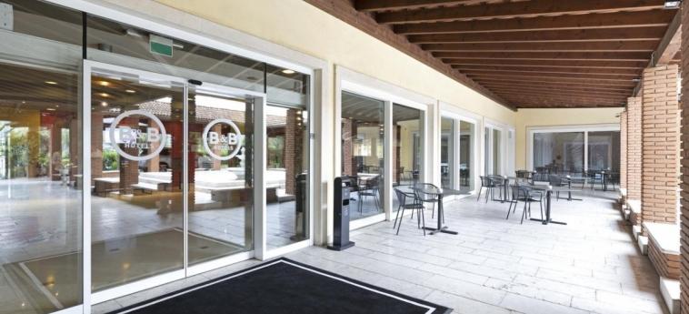 B&b Hotel Affi - Lago Di Garda: Entrada LAGO DE GARDA