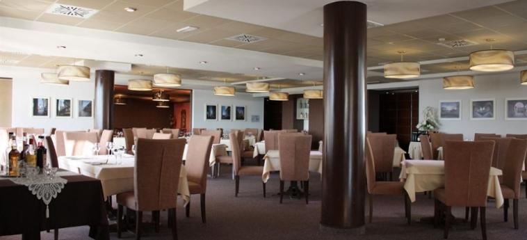 Cocca Hotel Royal Thai Spa: Restaurante LAGO DE ISEO