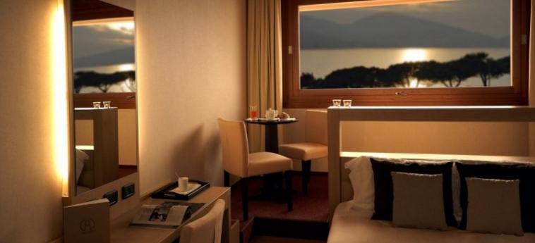 Cocca Hotel Royal Thai Spa: Sala de Ceremonia LAGO DE ISEO